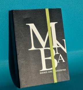Libreta del Museo Nacional de Buenos Aires